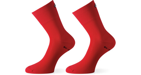 assos GT Socks Unisex nationalRed